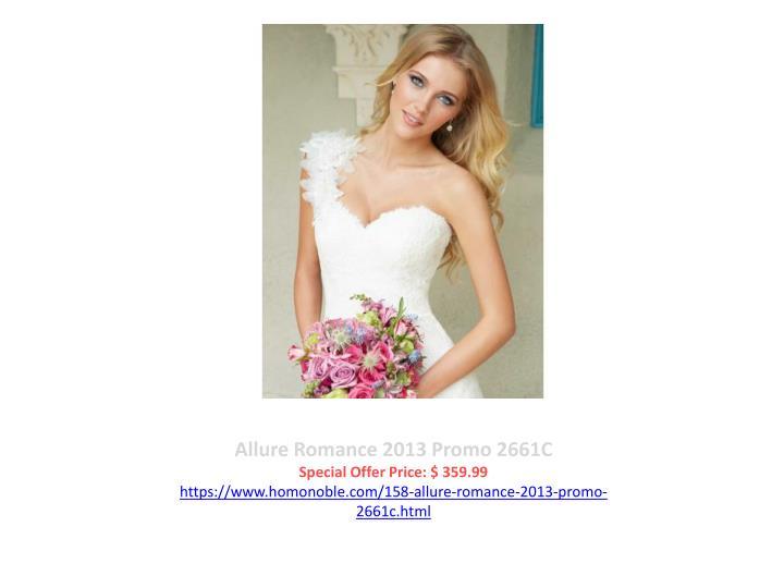 Allure Romance 2013 Promo 2661C