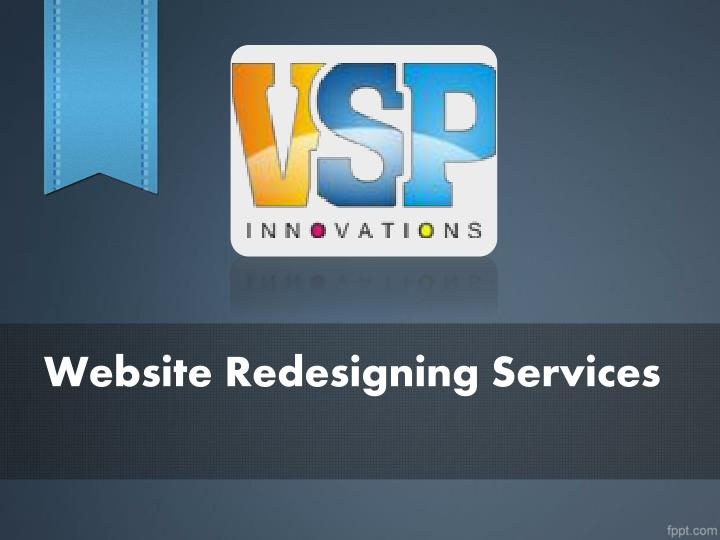 website redesigning services n.