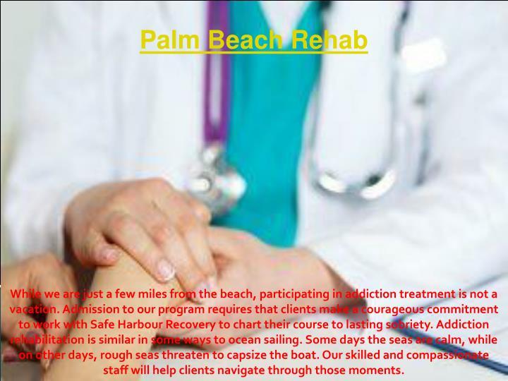 Palm Beach Rehab