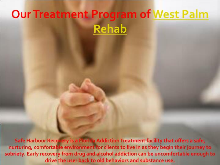 Our Treatment Program of