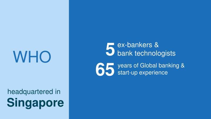 Ex-bankers &