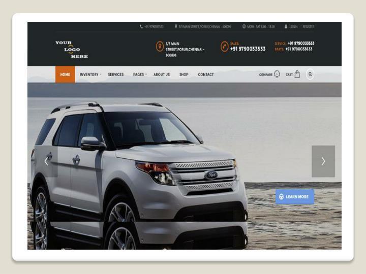 Car dealership script php car dealer website i netsolution 7449014