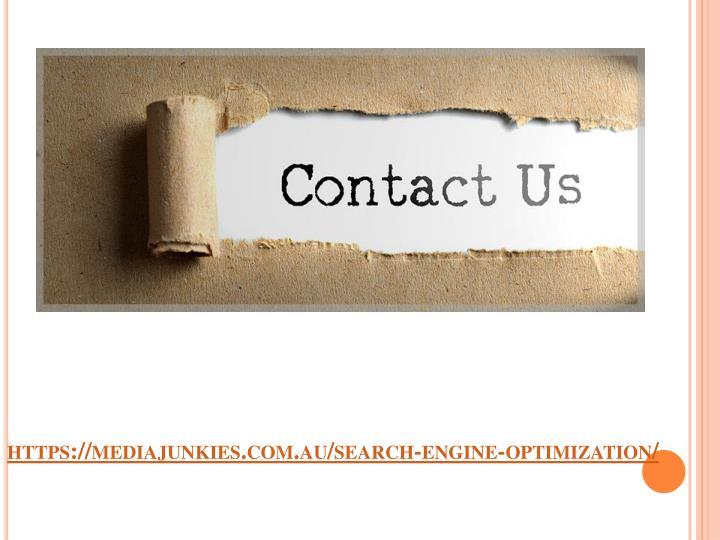 https://mediajunkies.com.au/search-engine-optimization/