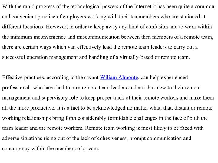 With the rapid progress of the technological powers of the Internet it has been quite a common and c...