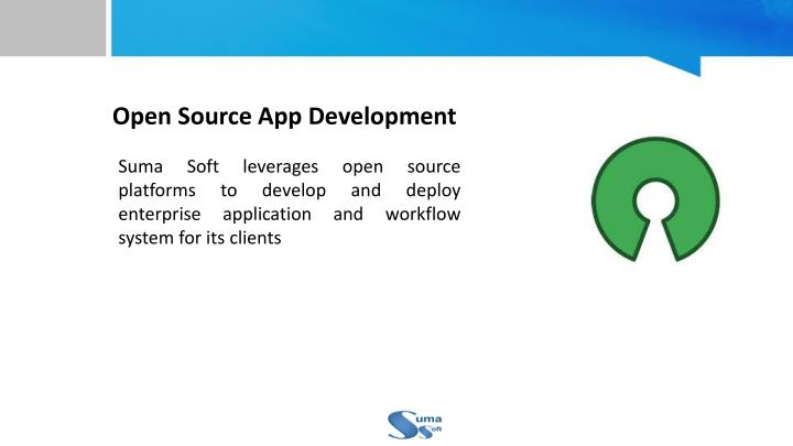 Open Source App Development