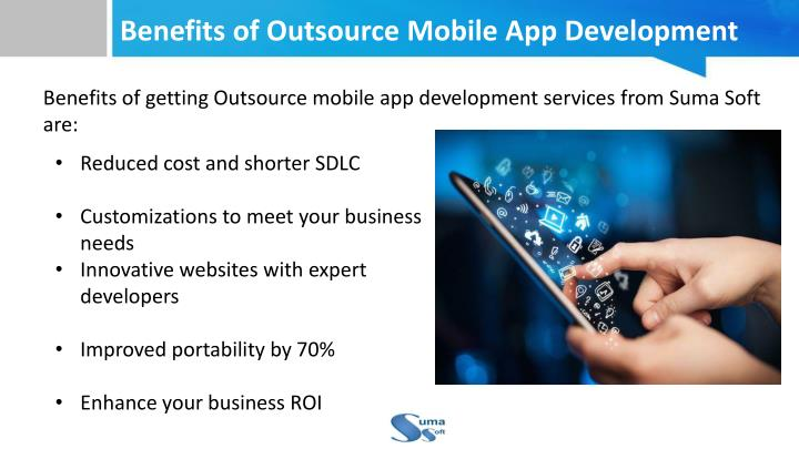 Benefits of Outsource Mobile App Development
