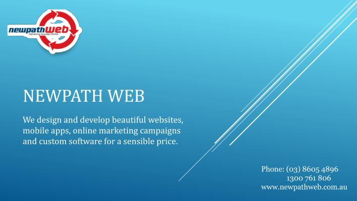 newpath web n.