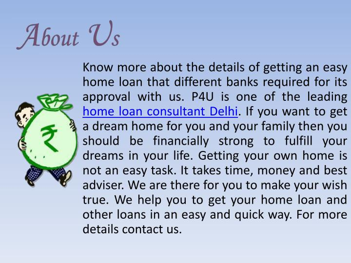 Know more about the details of getting an easy