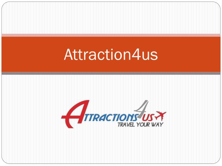 attraction4us n.