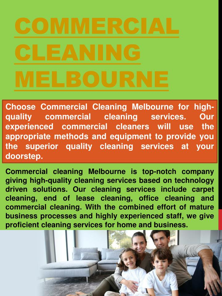 commercial cleaning melbourne n.