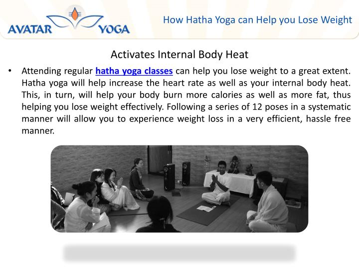 Activates internal body heat