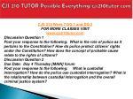 cjs 210 tutor possible everything cjs210tutor com14