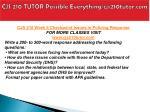 cjs 210 tutor possible everything cjs210tutor com16