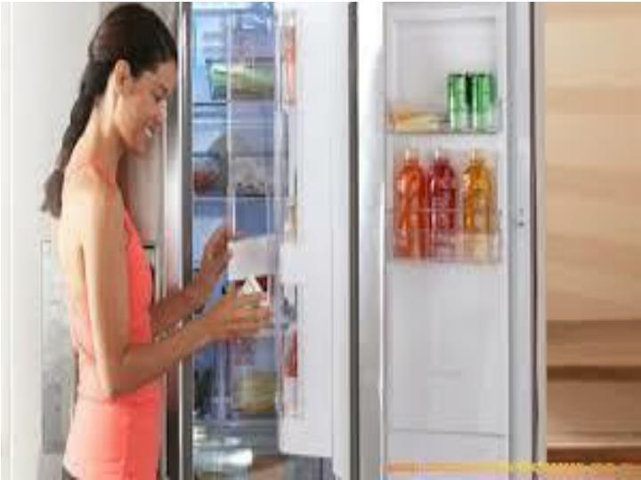 The new models of commercial fridger 7449914
