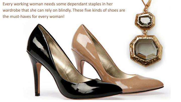 Every working woman needs some dependant staples in her wardrobe that she can rely on blindly. These...