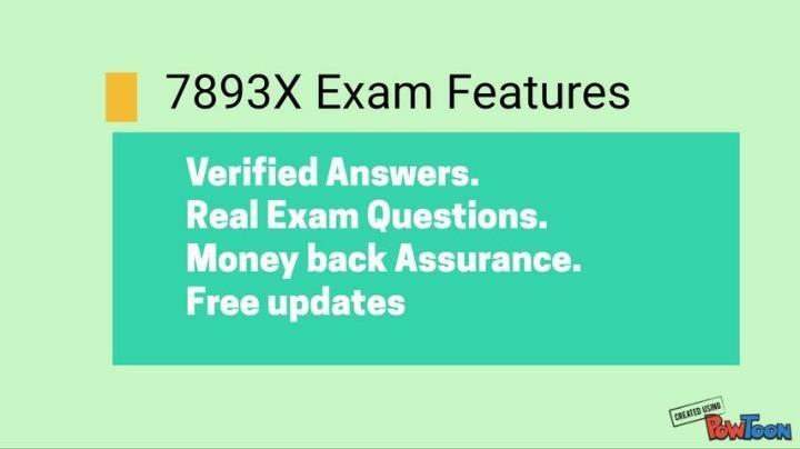7893x practice questions