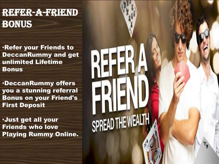 Refer-a-Friend Bonus