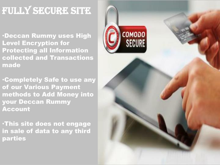 Fully Secure Site