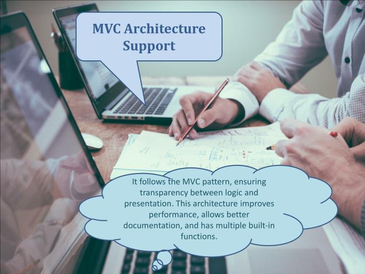 MVC Architecture Support