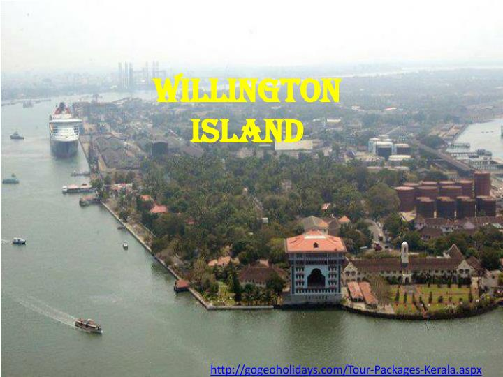 Willington island