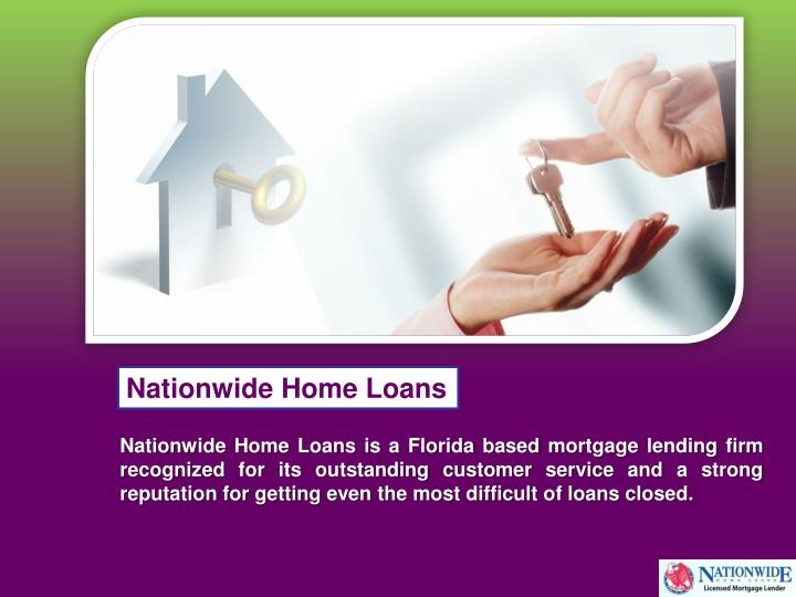 Nationwide Home Loans