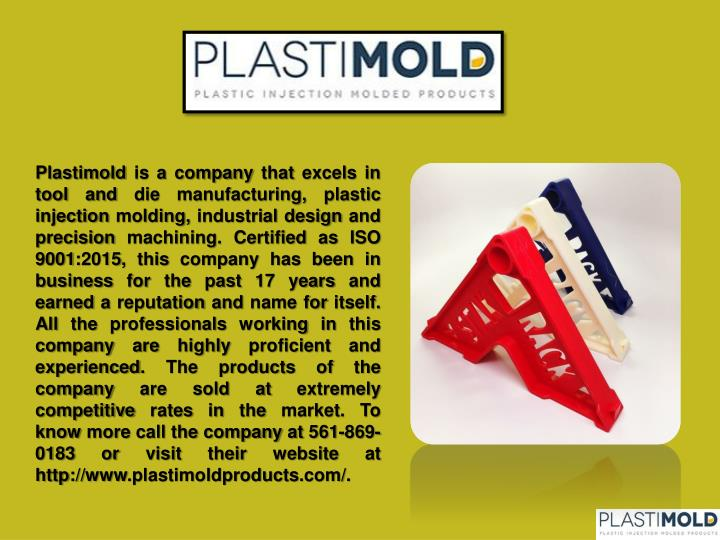 PPT - Plastic Injection Mold Company PowerPoint Presentation - ID