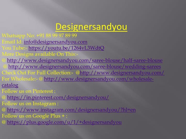 Designersandyou