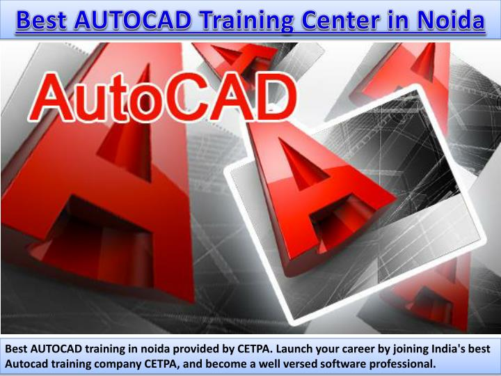 Best AUTOCAD Trainin