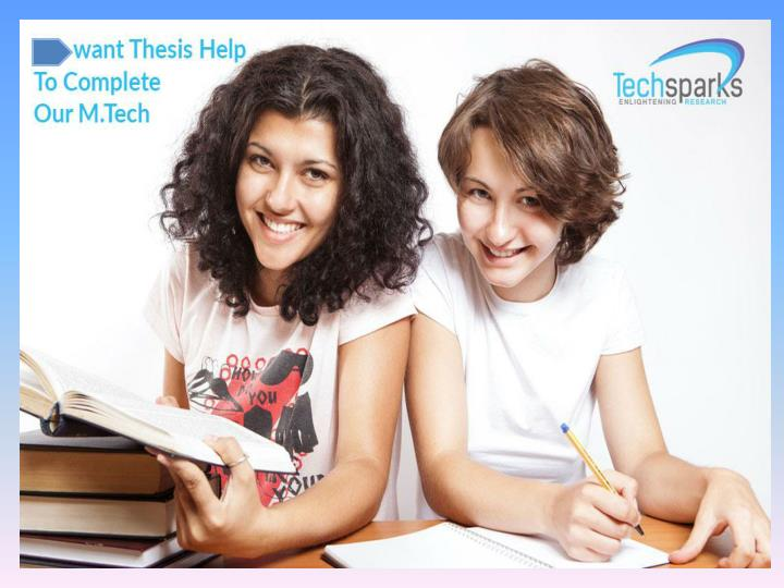 Writing help and thesis guidance in chandigarh or patiala