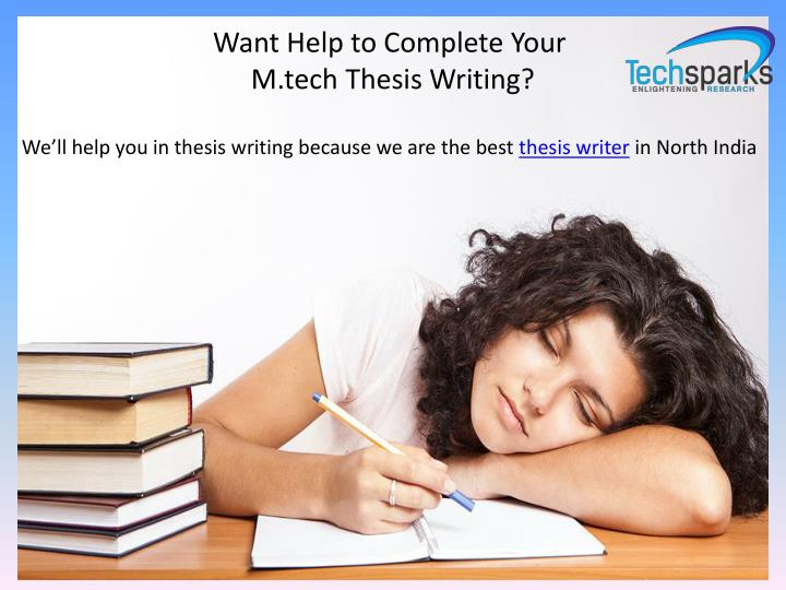 Want Help to Complete Your