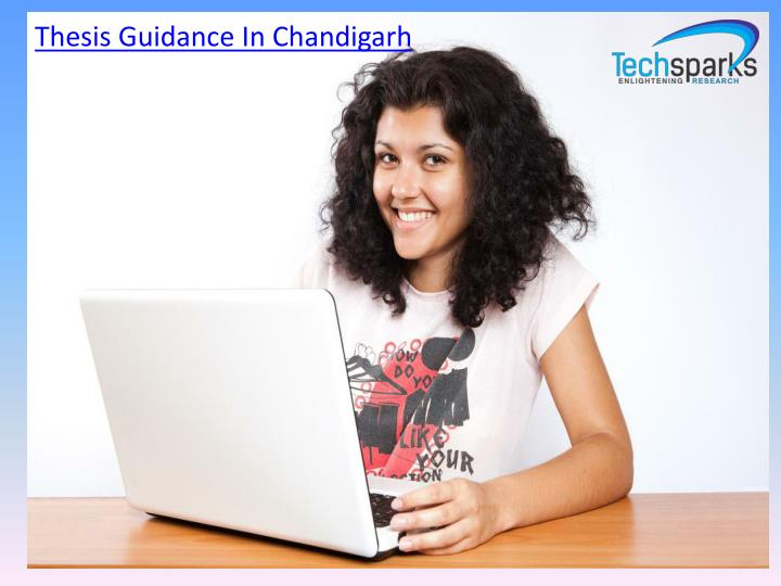 Thesis Guidance In Chandigarh
