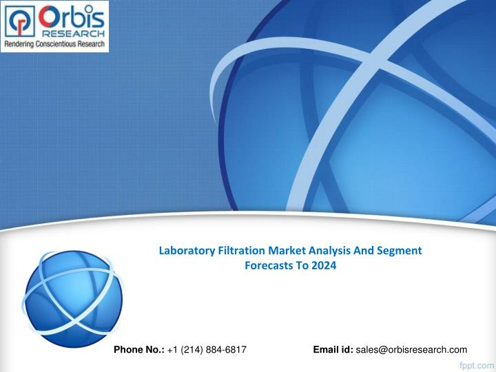laboratory filtration market analysis and segment forecasts to 2024 n.