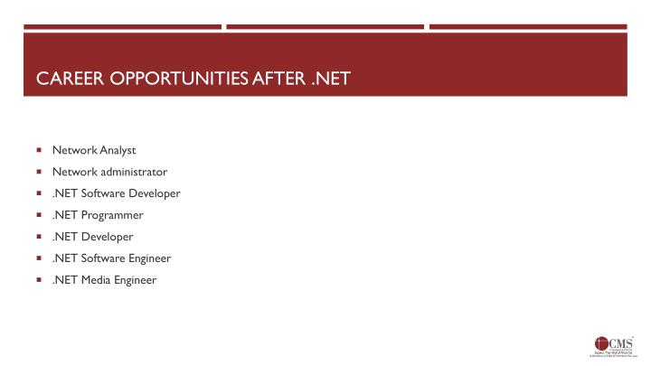 Career Opportunities After