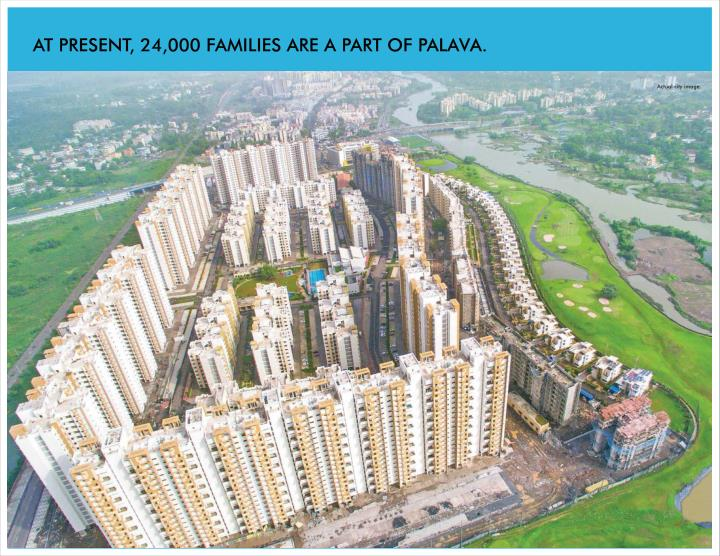 Lodha palava the city of opportunity in dombivali