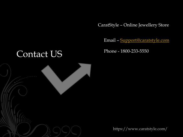 CaratStyle – Online Jewellery Store