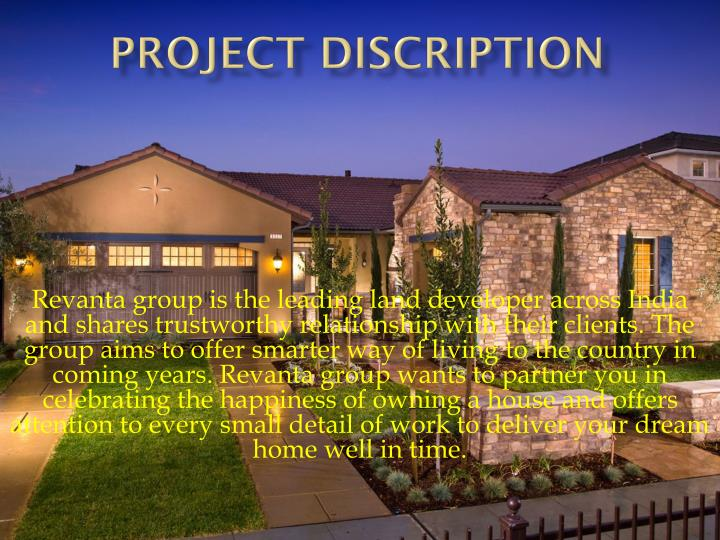Project discription
