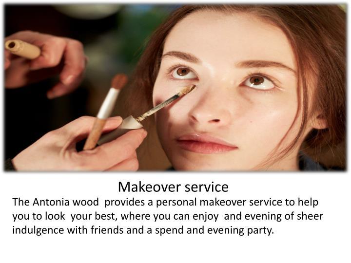 Makeover service