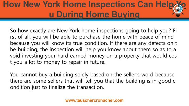 How new york home inspections can help you during home buying1