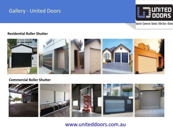 Gallery - United Doors