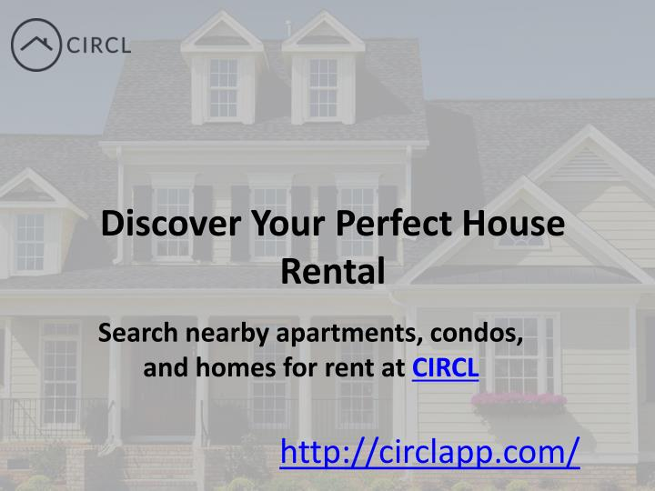Discover your perfect house rental