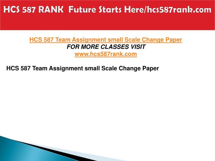 Hcs 587 rank future starts here hcs587rank com1
