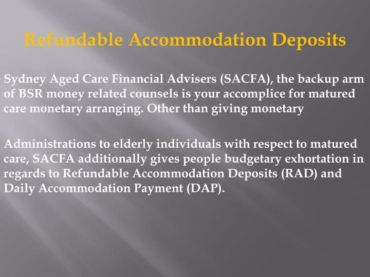 Refundable