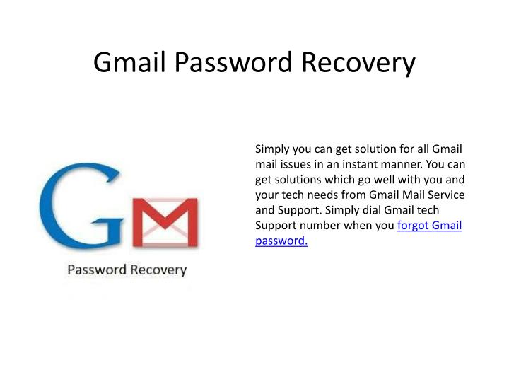 gmail password recovery n.