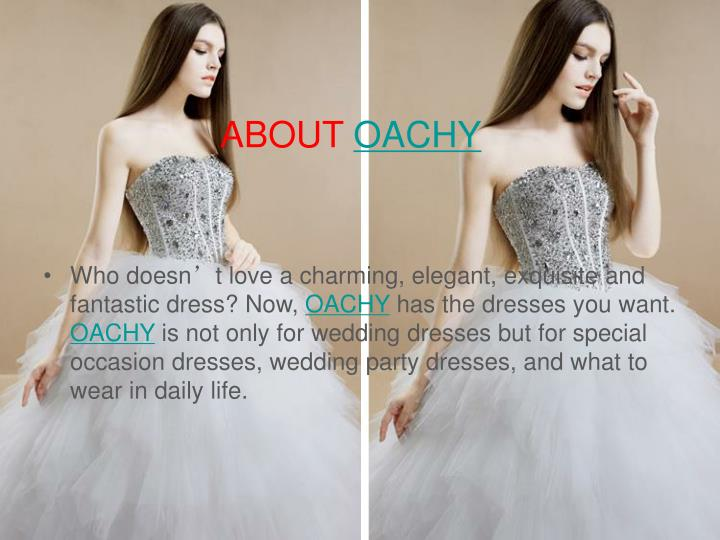 About oachy