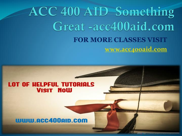 acc 400 aid something great acc400aid com n.