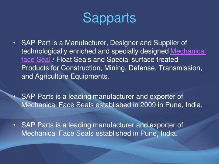 Sapparts