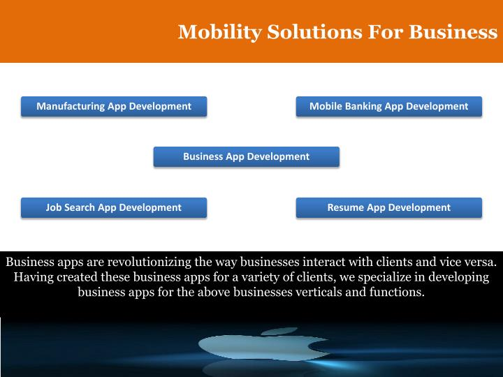 Mobility Solutions For
