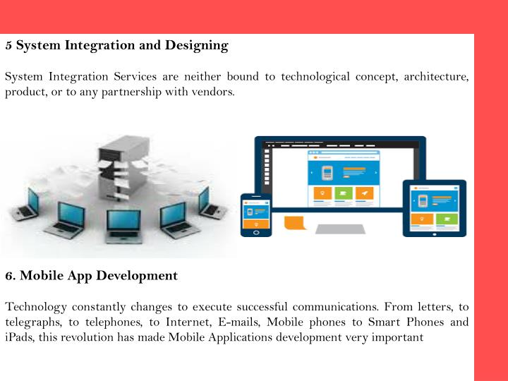 5 System Integration and Designing