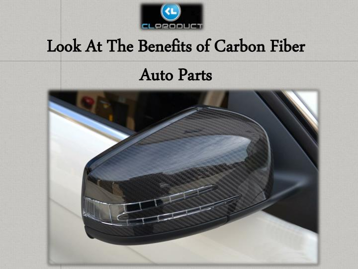 Look At The Benefits of Carbon
