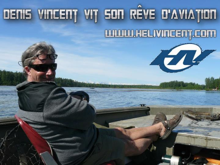 Denis vincent vit son r ve d aviation